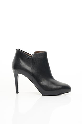 Bottines/Boots noir NERO GIARDINI pour femme