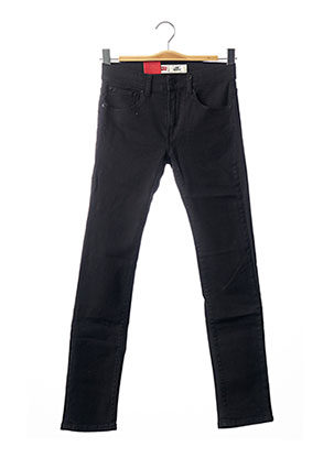 Jeans skinny noir LEVIS pour enfant