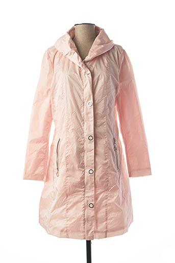 Imperméable/Trench rose MARBLE pour femme