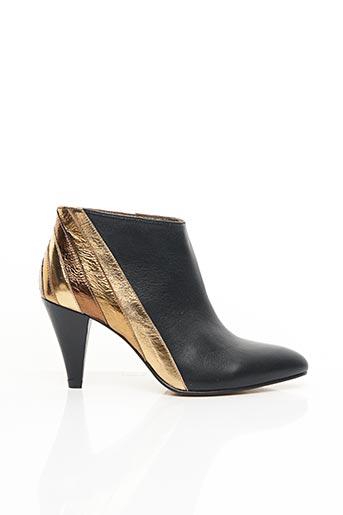 Bottines/Boots noir PATRICIA BLANCHET pour femme