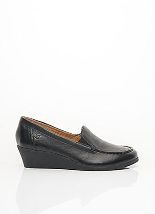 Chaussures de confort noir CAPRICE pour femme