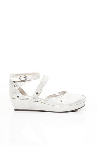 Chaussures de confort gris REGARD pour femme