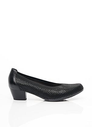 Escarpins noir ALPINA pour femme