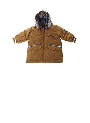 Manteau court jaune TIMBERLAND pour garçon