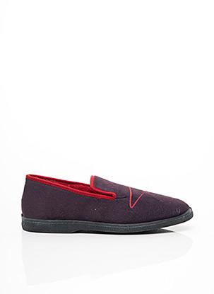 Chaussons/Pantoufles violet RONDINAUD pour homme