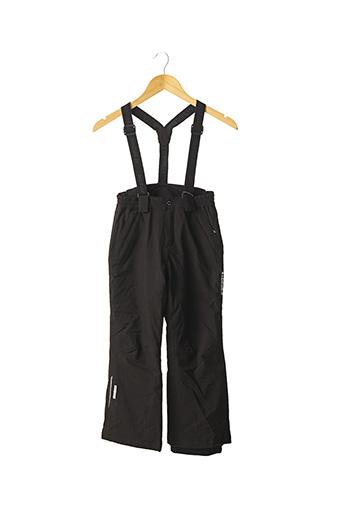Pantalon casual noir ICEPEAK pour enfant