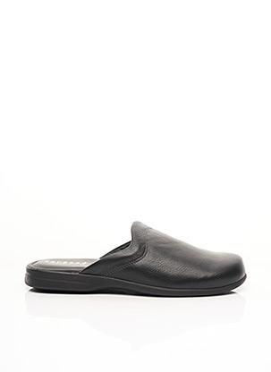 Chaussons/Pantoufles noir FARGEOT pour homme