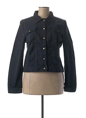 Veste en jean bleu EMMA & ROCK pour femme