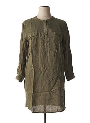 Robe mi-longue vert HARRIS WILSON pour femme