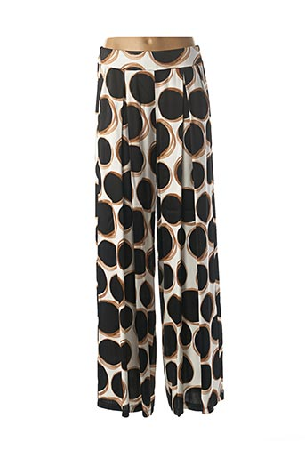 Pantalon casual noir B.YU pour femme