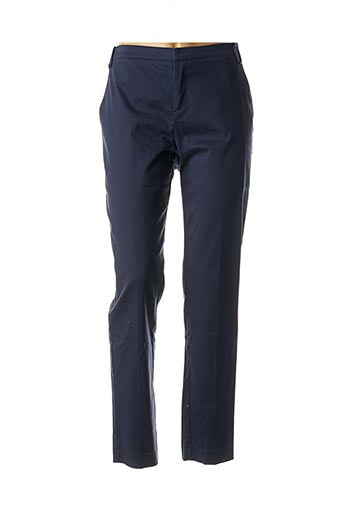 Pantalon casual bleu STREET ONE pour femme