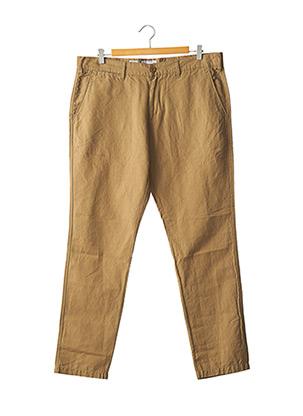 Pantalon casual marron BENDORFF pour homme