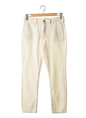 Pantalon casual beige C&A pour femme