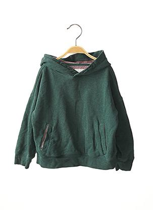 Sweat-shirt vert BODEN pour garçon