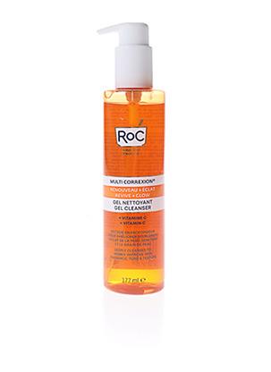 Soin visage orange ROC pour femme