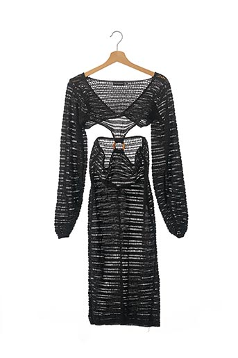 Robe pull noir PRETTY LITTLE THING pour femme
