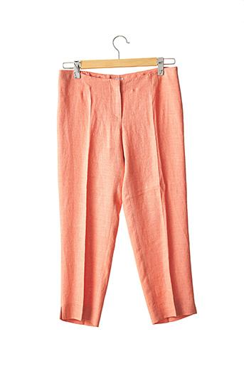 Pantalon 7/8 rose PHILOSOPHY DI A. FERRETTI pour femme