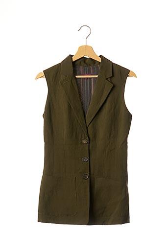 Veste casual vert KENZO pour femme