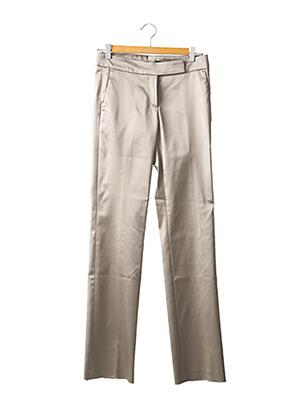 Pantalon chic gris HUGO BOSS pour femme