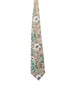 Cravate vert MEDICCI pour homme