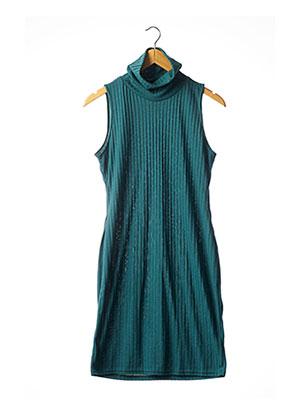 Robe mi-longue vert I SAW IT FIRST pour femme