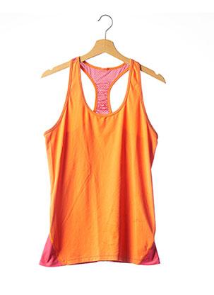 Top orange ROXY pour femme