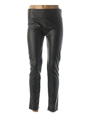 Legging noir CHANTAL B. pour femme