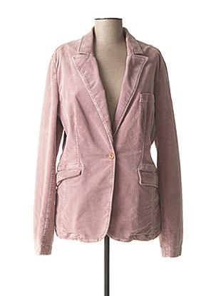 Veste casual rose CLOSED pour femme