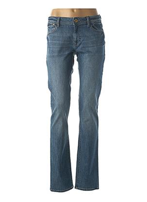 Jeans coupe droite bleu DL 1961 pour femme