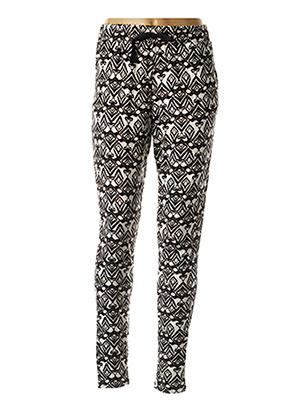 Pantalon casual noir B.YOUNG pour femme