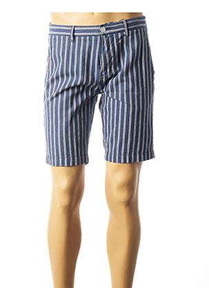 Short bleu MINIMUM pour homme