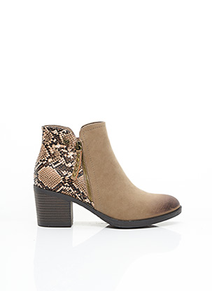 Bottines/Boots marron MARIAMARE pour femme