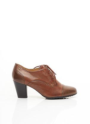 Chaussures de confort marron BE NATURAL pour femme
