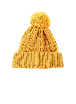 Bonnet jaune PENNYBLACK pour femme