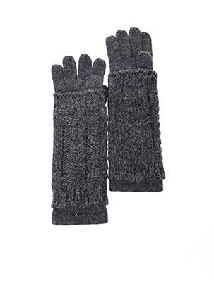 Gants gris PENNYBLACK pour femme