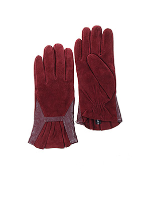 Gants rouge PENNYBLACK pour femme