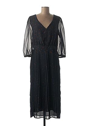 Robe mi-longue bleu VILA pour femme