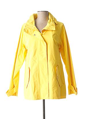 Imperméable/Trench jaune MAT DE MISAINE pour femme