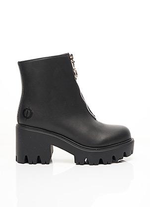 Bottines/Boots noir ALTERCORE pour femme