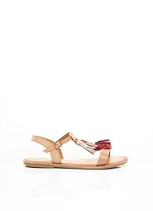 Sandales/Nu pieds rose I LOVE SHOES pour fille