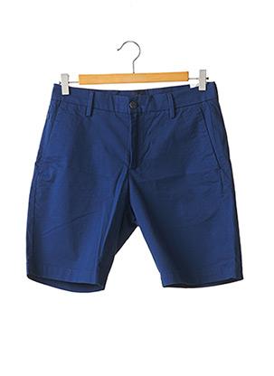 Bermuda bleu DOCKERS pour homme