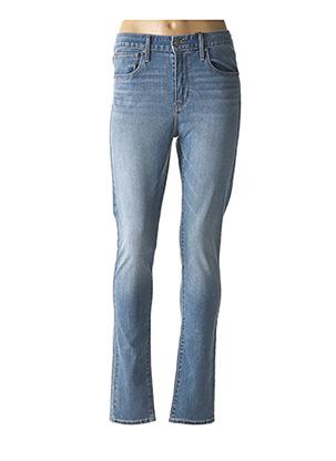 Jeans skinny bleu LEVIS pour femme