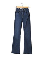 Jeans bootcut bleu LEVIS pour femme seconde vue