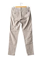 Pantalon casual gris DOCKERS pour homme seconde vue