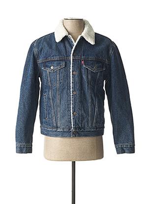 Veste casual bleu LEVIS pour homme
