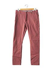 Pantalon casual rose DOCKERS pour homme seconde vue