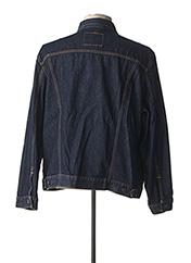 Veste en jean bleu LEVIS pour homme seconde vue