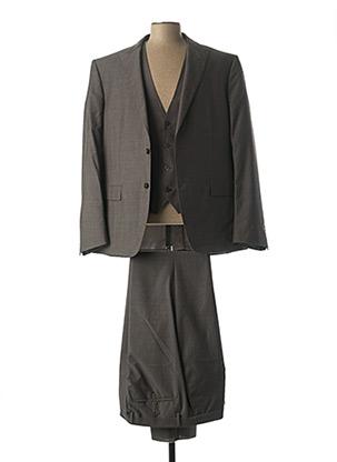 Costume de ville gris VERSACE pour homme