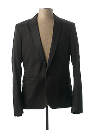 Veste chic / Blazer noir DOLCE & GABBANA pour homme