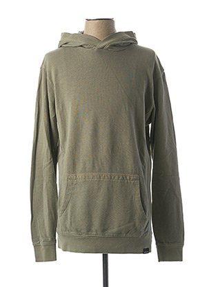 Sweat-shirt vert ONLY&SONS pour homme